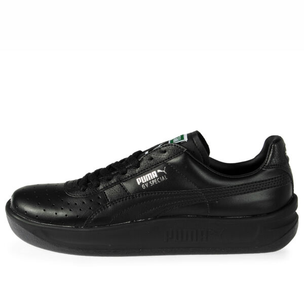 Puma Gv Special Mens 343569-45 Black Athletic Shoes Sneakers Trainers Size 10