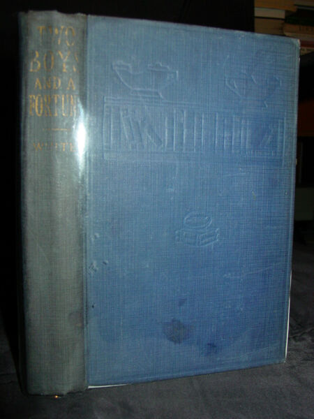 1907 Two Boys And A Fortune Or The Tyler Will; Lake George New York