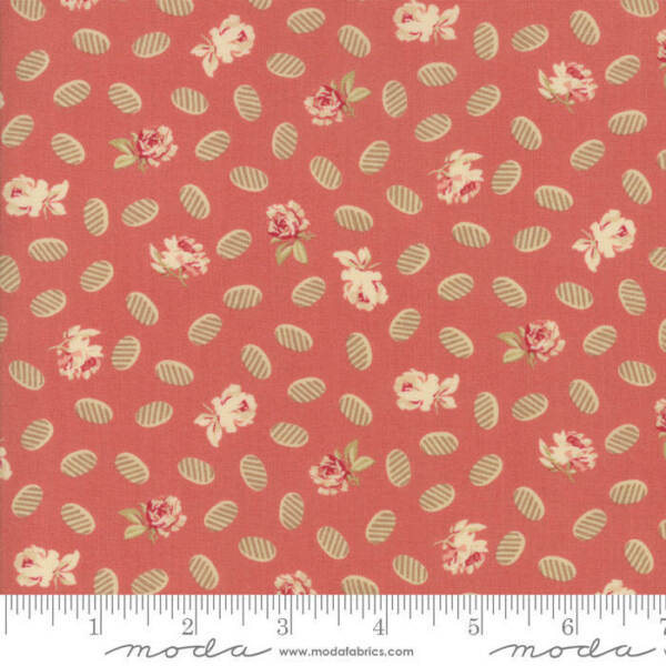 Moda COLLECTIONS COMPASSION Peppermint 46259 18 Quilt Fabric By The Yard Howard