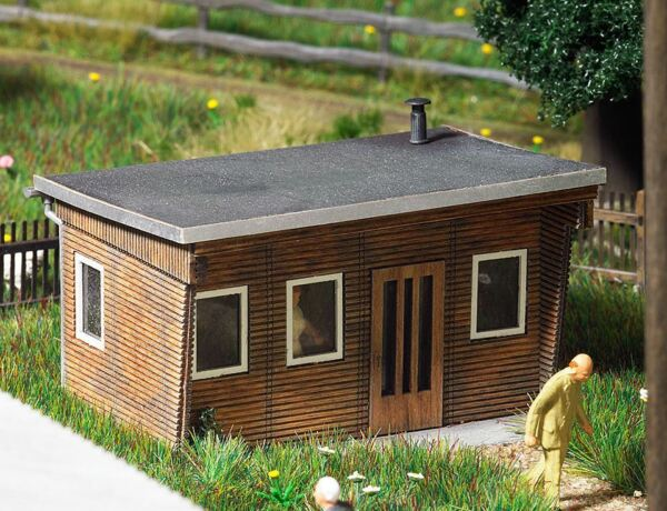 Busch 8758 Holz-Bungalow