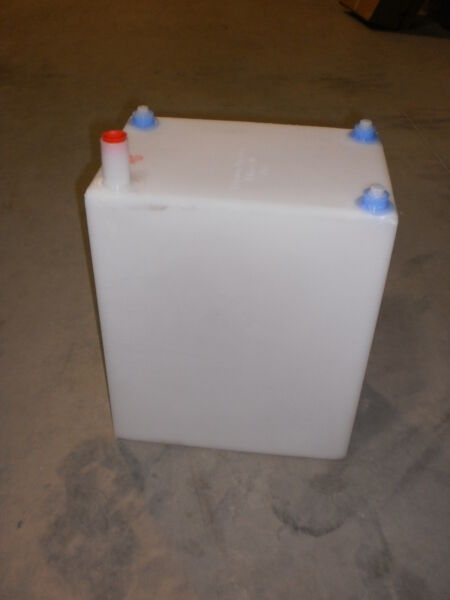10 gallon RV Fresh water tank Camper Horse Trailer Concession replacement $28.99