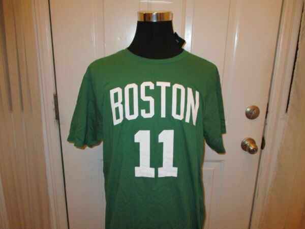 Brand New Boston Celtics Kyrie Irving #11 Adidas Authentic Men's Size Shirts