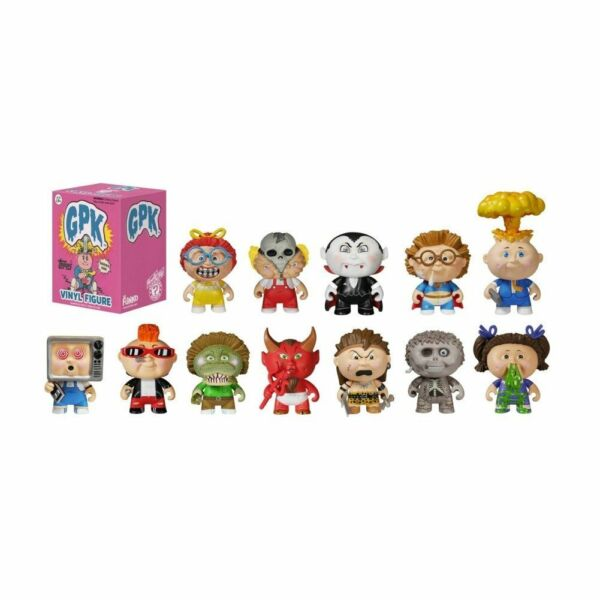 Funko Garbage Pail Kids Sealed Random Mini Blind Box Case of 12 - Series One