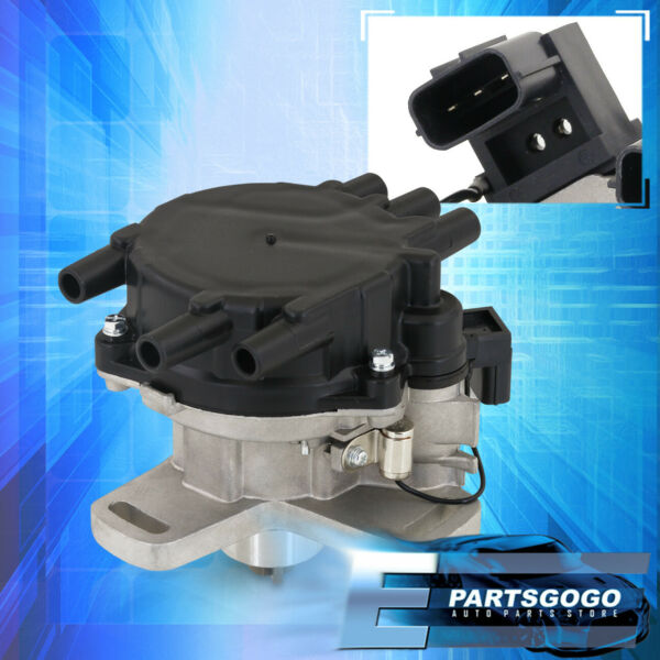 For 93-94 Ford Probe 2.5L Mazda Mx-6 Complete Ignition Distributor Cap T0T57071