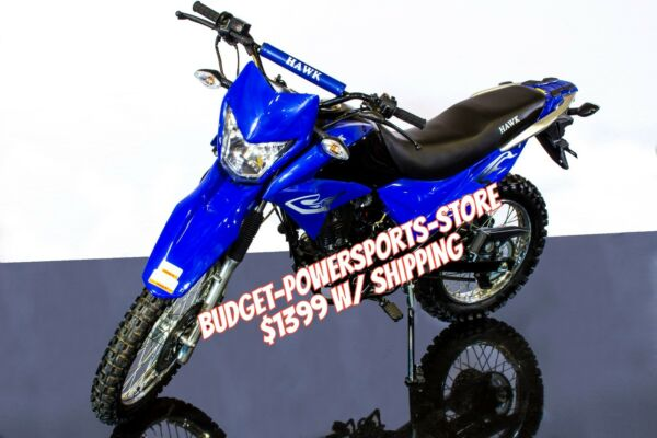 2017 Other Makes Enduro HAWK 250CC ( Free shipping to your door)  New dirt bike 250cc enduro dual sports fully street legal very fast and powerful