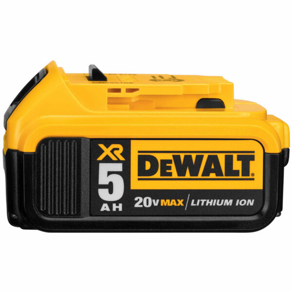 Dewalt DCB205 20V MAX 5.0 Ah Battery Pack