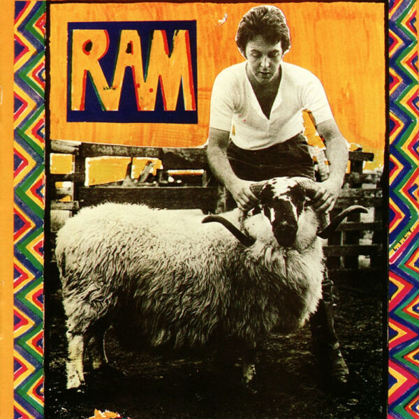 Paul McCartney RAM 180g MP3s LIMITED EDITION New Sealed YELLOW COLORED VINYL LP