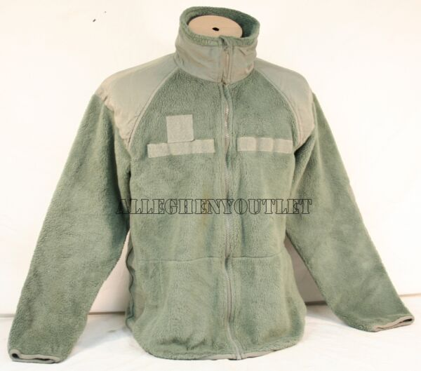US Military Gen III Polartec Cold Weather Fleece Jacket Multiple Sizes GC
