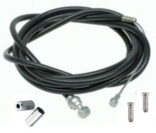 Universal Bicycle Brake Cable for ATB MTN ROAD. 2 Extra Ferrules amp; 2 End Tips $3.25