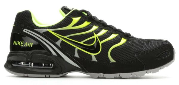 New NIKE Air Max Torch 4 Running Shoes Mens all sizes black/volt