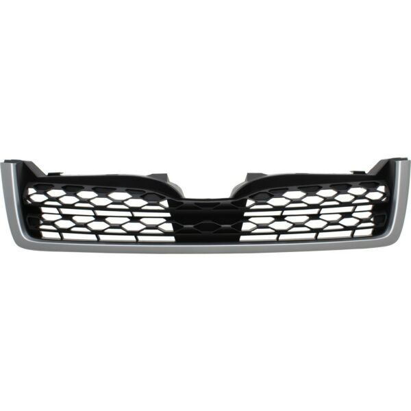 CAPA Grille Grill Lower for Subaru Forester 2014 2016 SU1200167C 91121SG030