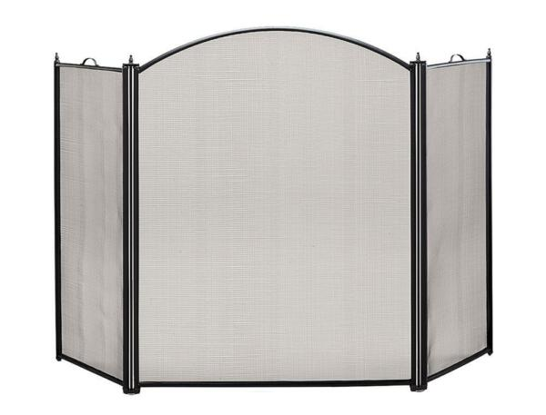 Achla Minuteman 3F Fireplace Screen SCR-07