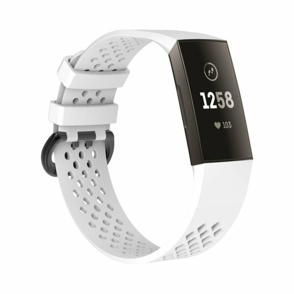 New Fitbit Charge 3 Fitness Activity Tracker  - Touchscreen Swim Proof