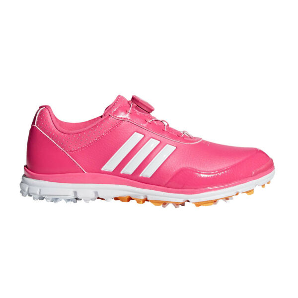 Adidas Adistar Lite BOA Womens Golf Shoes - Real Pink - Pick Size!