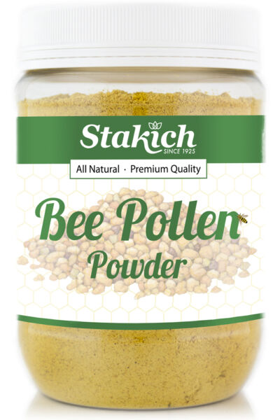 40 lb PURE BEE POLLEN POWDER 100% Natural Raw Fresh Organically Produced SALE