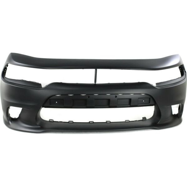 New Bumper Cover Facial Front for Dodge Charger 2015 2017 CH1000A23 5PP39TZZAE $552.94