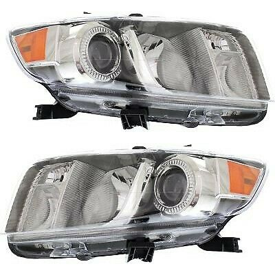 Headlight Set For 2011 2012 2013 2014 2015 Scion xB Left and Right 2Pc $216.42