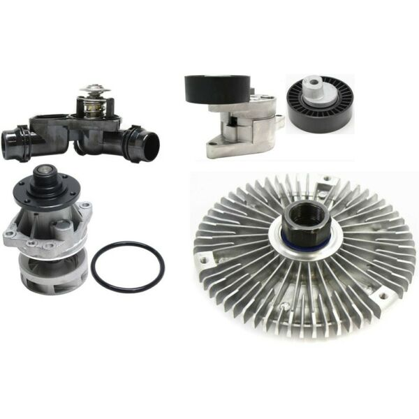 11527505302 New Set of 5 Water Pumps for 323 325 328 330 525 528 530 BMW 325i X5 $110.63