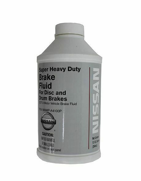 GENUINE Nissan Brake Fluid (DOT 3TYPE 12 Oz)