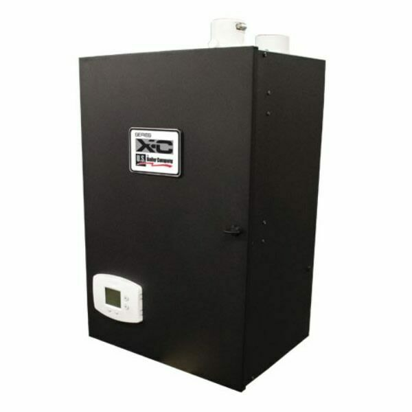 Burnham X C120 112K BTU 94.0% AFUE Hot Water Gas Boiler Direct Vent $1110.00