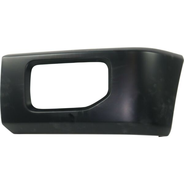 CAPA Bumper Face Bar End Extension Front for F150 Truck Ford F-150 FO1004118C