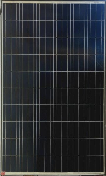 Used 250W 60 Cell Poly Solar Panels 250 Watts White Label $45.00