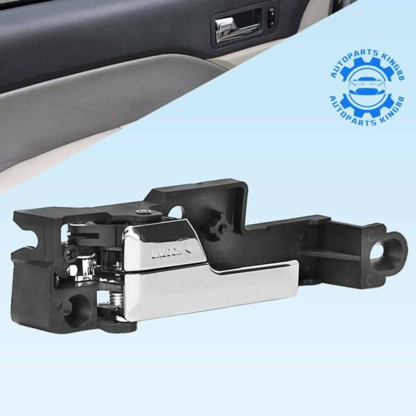 Front Left Driver Side Interior Door Handle for 2006-2012 Ford Fusion