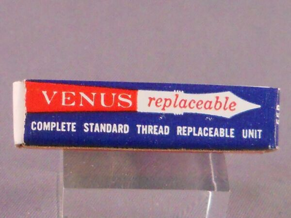 Venus Vintage Screw in nib Extra fine new old stock fits esterbrook pens