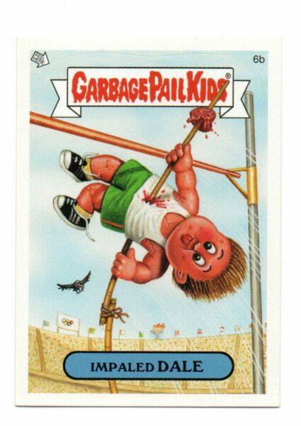 2005 Garbage Pail Kids Card All-New Series 4 ANS4