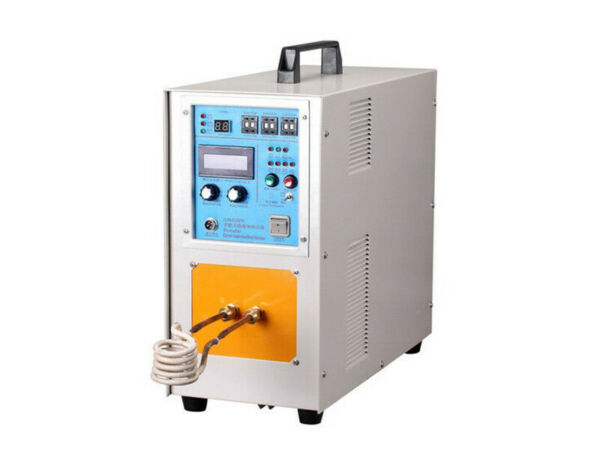 25KW Heater Furnace High Frequency Induction Heater Furnace 30-100KHz 380V