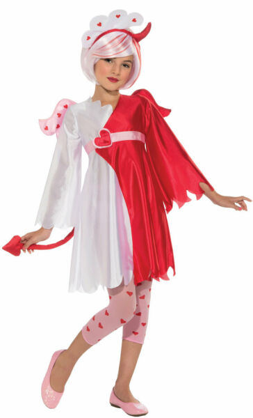 Devil Naughty N Nice Girls Costume Devil and Angel Costumes Size Small 4 6 $22.99
