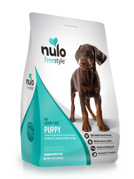 Nulo Freestyle Grain Free Puppy Turkey & Sweet Potato Dog Food