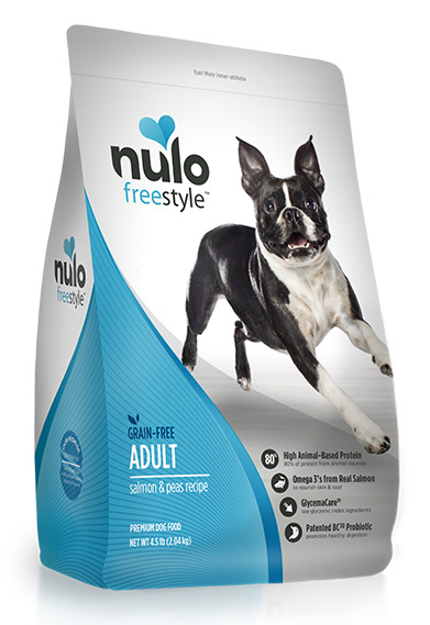 Nulo FreeStyle Grain Free Salmon & Peas Dog Food