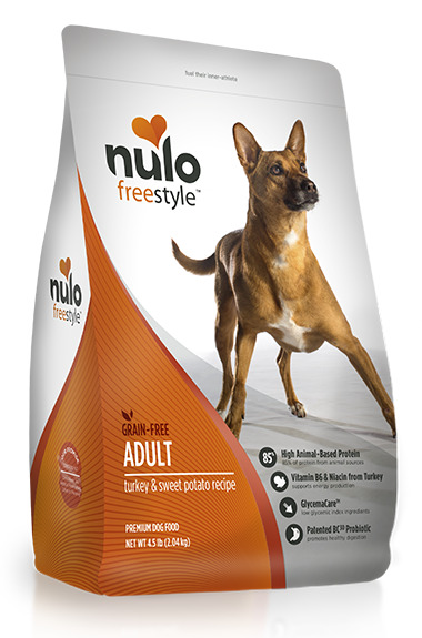 Nulo FreeStyle Grain Free Turkey & Sweet Potato Dog Food