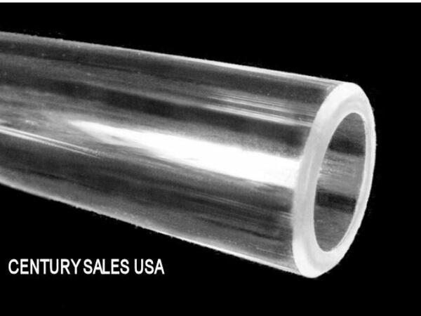 12quot; PARKER STEAM BOILER PYREX TUBING BOROSILICATE TEMPERED SIGHT GLASS 5 8quot; OD $12.99