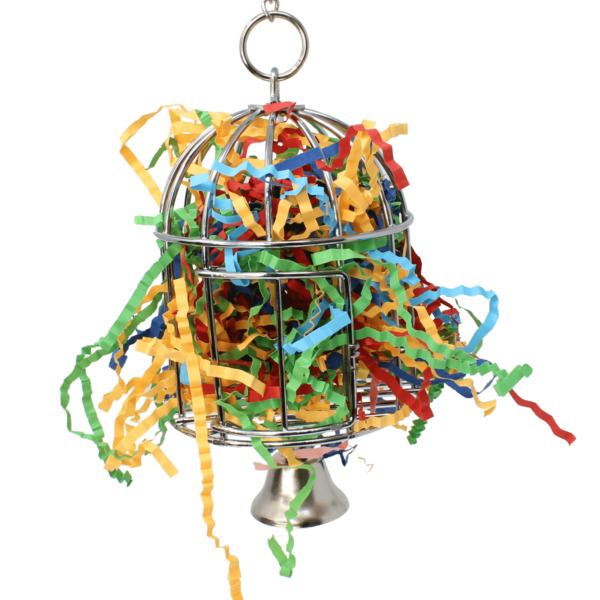 1179 Small Shredder Cage Bird Toy cages birds foraging toys parakeet cockatiel