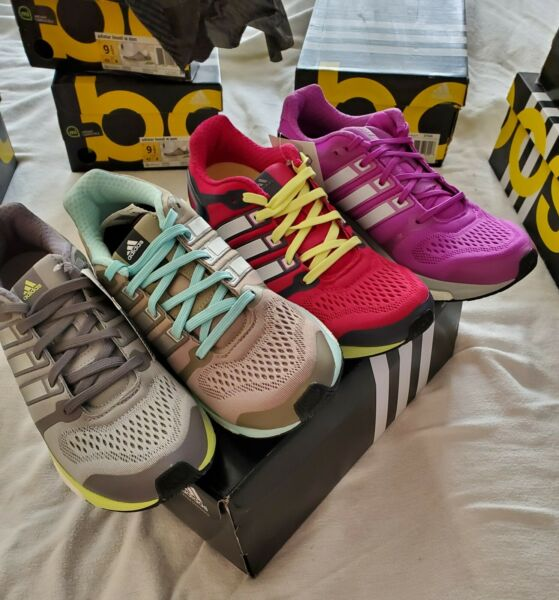 Adidas Women's Adistar Boost ESM shoes NEW in box Size 9-1/2 Multiple Colors