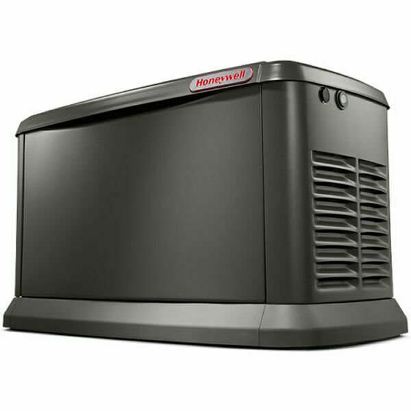 Honeywell™ 22 kW Air-Cooled Aluminum Home Standby Generator w Wi-Fi