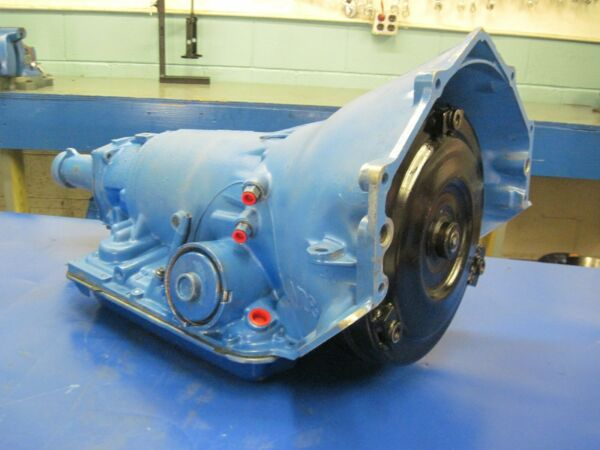 Building Chevy 700-R4  Automatic Trans -Step by Step Detailed-4 Hr-Twin Disc DVD $35.00
