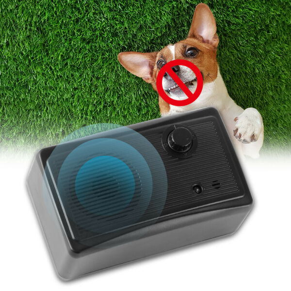 4Level Dog Ultrasonic Outdoor Stop Bark Anti Barking Control System Device PS405