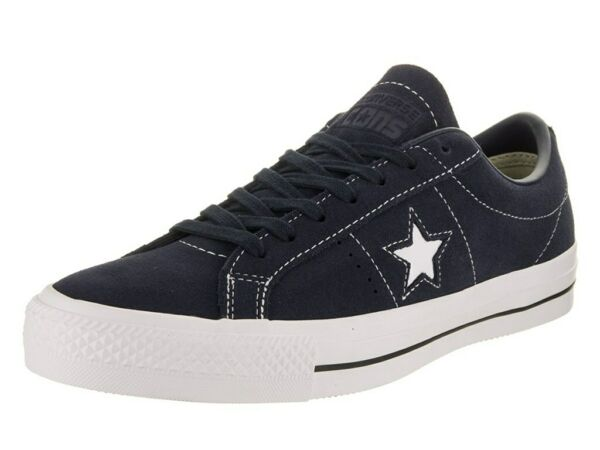Converse Obsidian/White One Star Pro Ox Skate Shoes