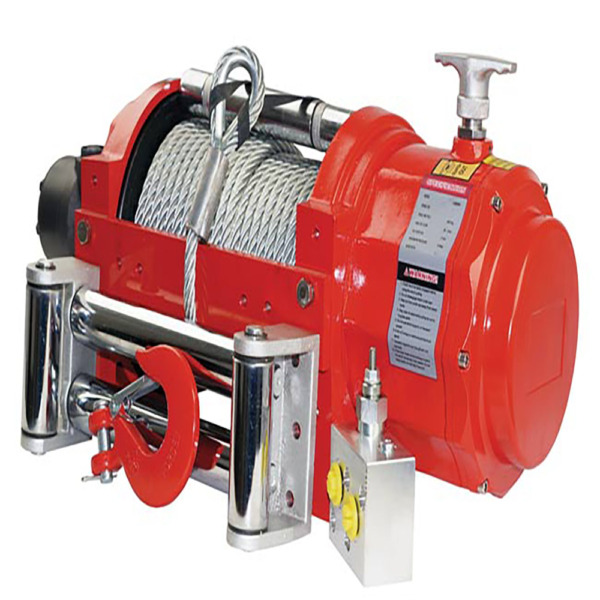 Detail K2 Warrior 10000NW 10000 LB Hydraulic Winch