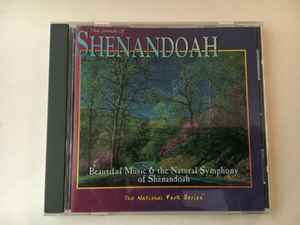 CD - THE SOUNDS OF SHENANDOAH -  Clean Used- GUARANTEED