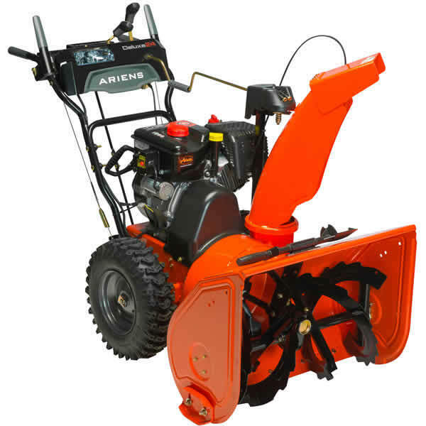 Ariens Deluxe 921045 24quot; 254cc Two Stage Snow Blower