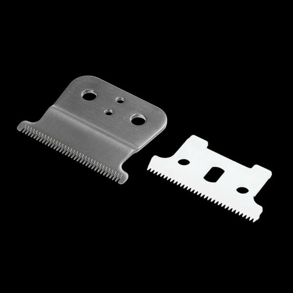 T-outliner Replacement Ceramic Blade Andis GTX Clipper Trimmer Cutter Blades 2pc