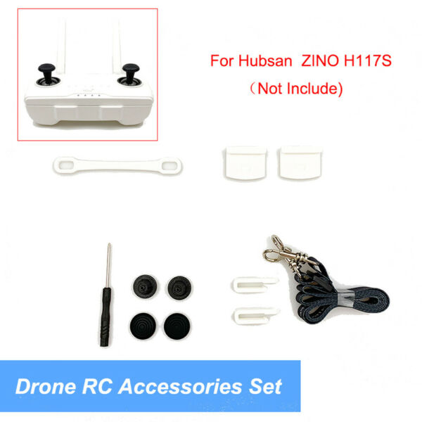 Complete Drone RC Accessories Set Suitable For Hubsan ZINO H117S FPV Quadcopter