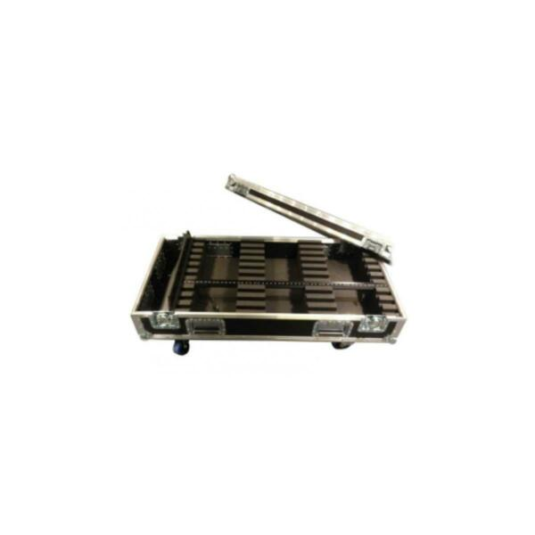 Behringer 4 Unit ATA Road Case with Casters for ELX42 Speaker #ELX42RC4 $449.99