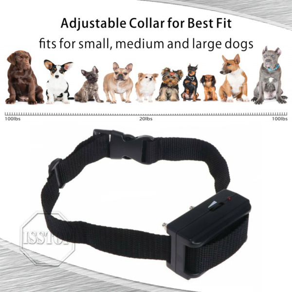 Automatic Shock Control Collar No Barking For Small Medium Large Dog Anti Bark $10.45