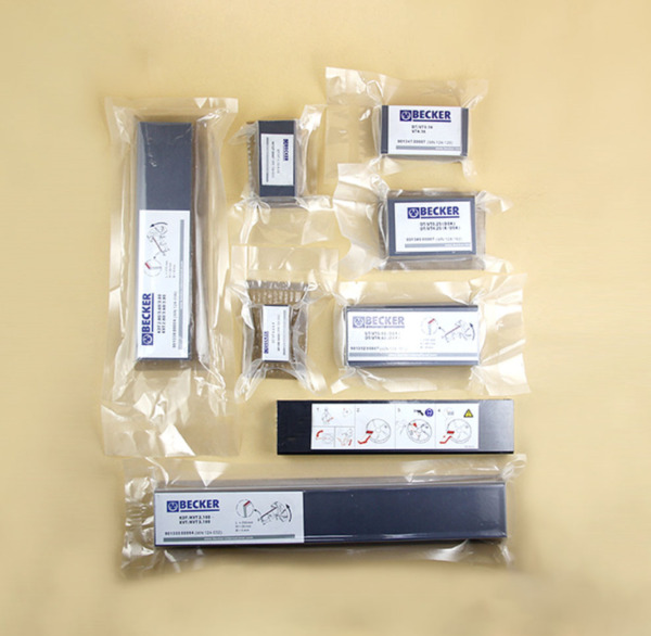 Becker Carbon Sheet Graphite Plate Sheet Carbon Rotor DT KVT Rotary Blade $29.99