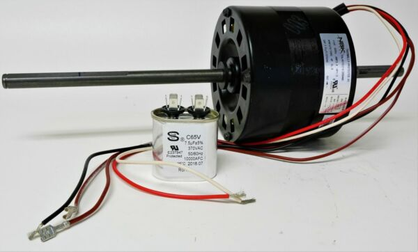 1 3 HP 115 Volt 1625 RPM 2 Speed Coleman RV A C Motor for Fasco # D1092 $95.81